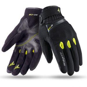 guantes de moto scooter seventy degrees