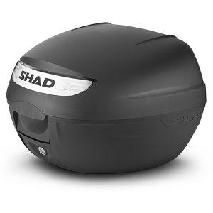 baul para moto para un casco