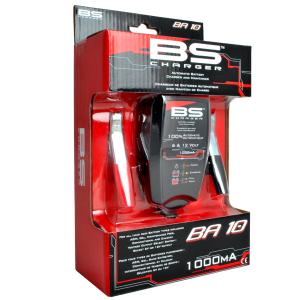 Cargador de Batería pata moto BA-10