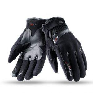 Los guantes SD-C17 destacan por ser unos guantes para motos, pensado para estaciones frías y lluviosas. Motozona.
