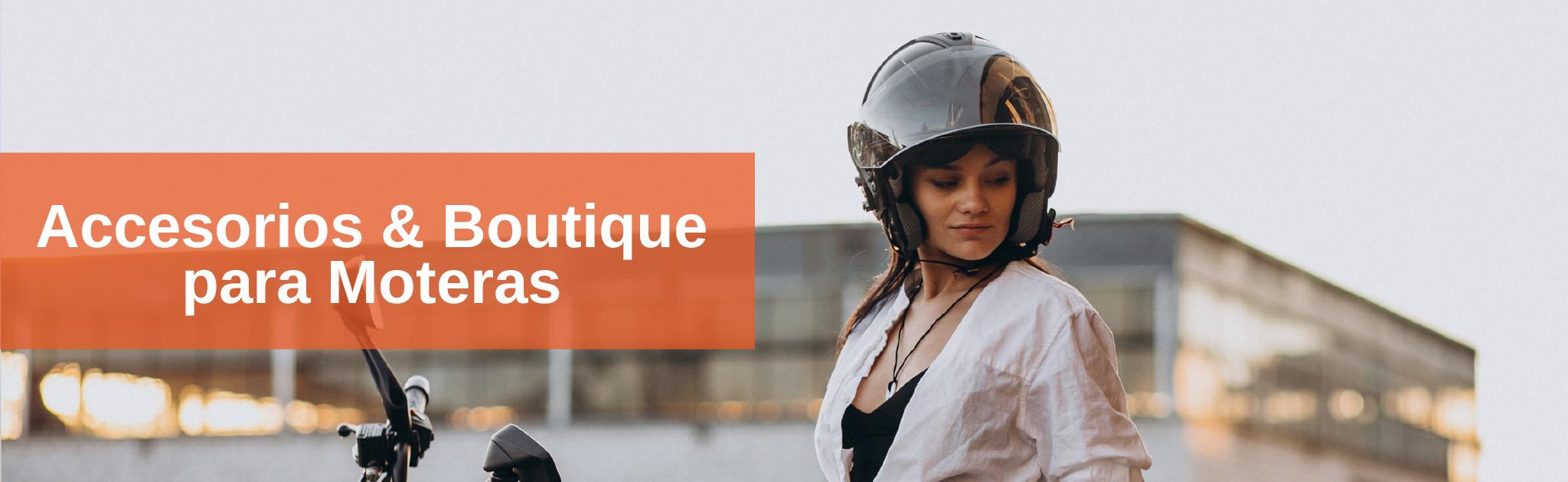 tienda online de accesorios de motos